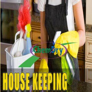 عاملات تنظيف بالساعة وعقود