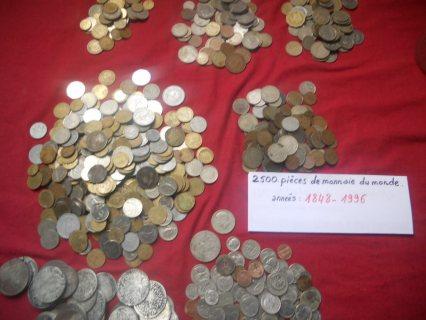 مخطوطات ونقديات وطوابع وبطاقات قديمة للبيع
