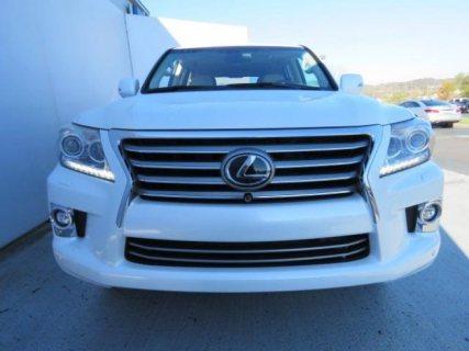 لكزس LX 570 سلسلة سيارة للبيع