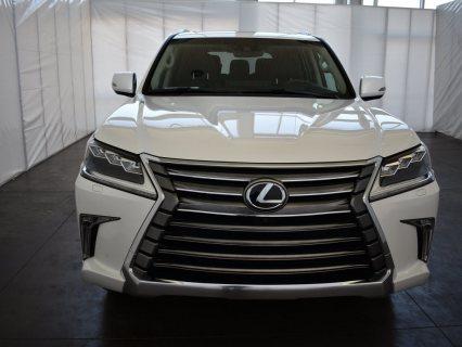 Selling Used 2016 Lexus LX 570 Jeep Full Options