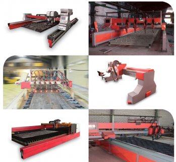 ماكينة قص المعادن بالبلازما CNC