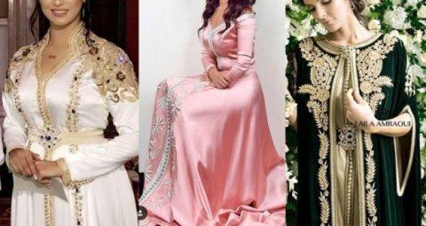 خياطات من الجنسية المغربية خبرة قي الخياطة العصرية والتقليدية