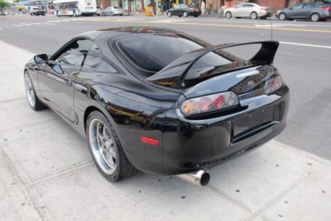 صور Excellent working 1997 Toyota Supra Turbo 3