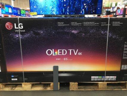 LG & Samsung Flat & Curved TV Sets, All Sizes 2017/2018 Models