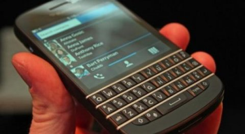 بيع Arabic Keyboard Blackberry Q10 & BB Porsche 9981 Black with