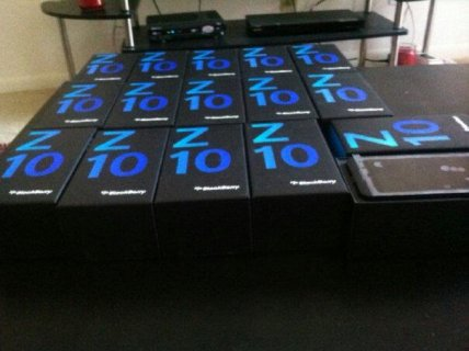 BlackBerry Z10 (Add bb pin 26fc4748)