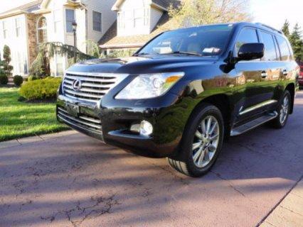 2011 Lexus lx570 - $17,000 usd