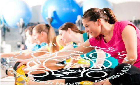 مدربات رياضة متخصصات في فن الرشاقة و الفيتنس من المغرب عبر شركة الأسمر