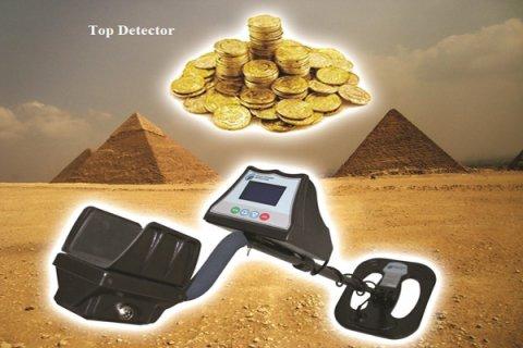 جهاز Top Detector 2013بالنظام التصوير الكهرومغناطيسي لكشف الذهب