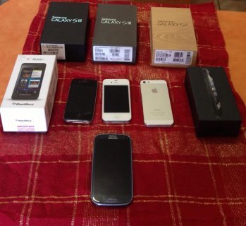 Apple iPhone 5 ,Nokia N9,BB TK Discovery,BB 10 Dev Alpha & Porsc