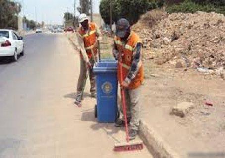 شركة الخليج جوب توفر لكم من المغرب عمال التنظيف لكل المساحات الكبرى