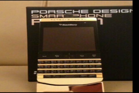New VIP Pin BB PORCSHE P9981 & BB Q10 with Arabic Key