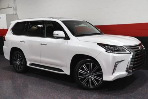Lexus Lx 570 Used 2018 Full Option For Sale