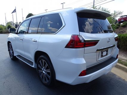 Lexus lx570 2019, GCC Full option, with Radar