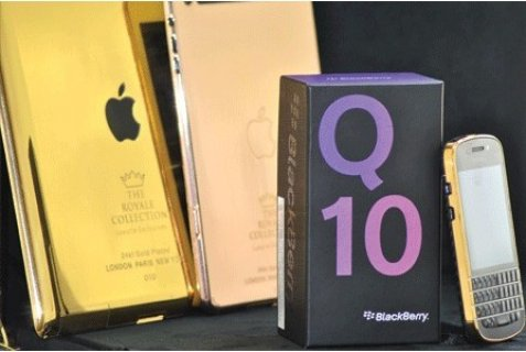 ابل اي فون GOLD 5TH (BB PIN: 22D7A5AF)