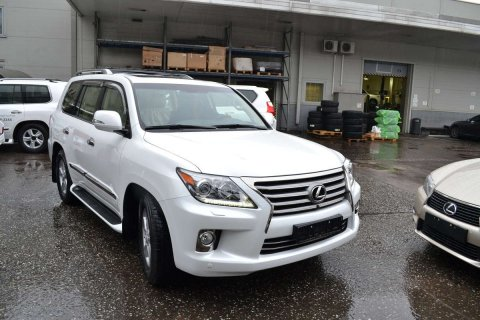 New Lexus LX 570 2012 Model Avaliable @ $25000USD
