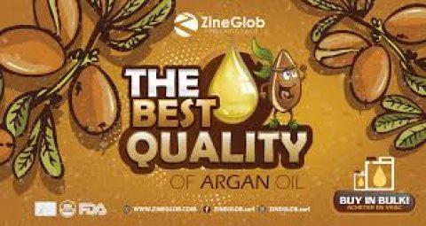 ZINEGLOB منتج ومصدر لزيت الأرغان العضوي