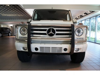 Used 2013 Mercedes-Benz G-Class G550 4MATIC