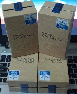 العلامة التجارية الجديدة سامسونج غالاكسي S4
