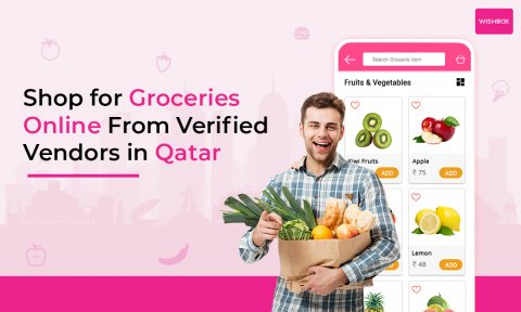 Shop for Groceries Online From Verified Vendors in Qatar
