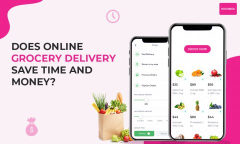 DOES ONLINE GROCERY DELIVERY SAVE TIME AND MONEY?
