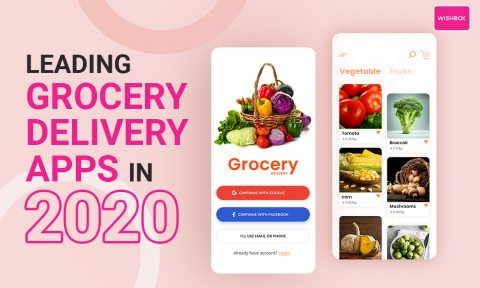 LEADING GROCERY DELIVERY APPS IN 2020