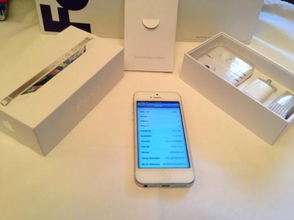 Apple Iphone 5 64GB BBM CHAT:- 2A6F87B0