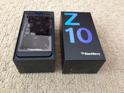 BlackBerry Z10 STL100-1 Unlocked Phone (SIM Free)