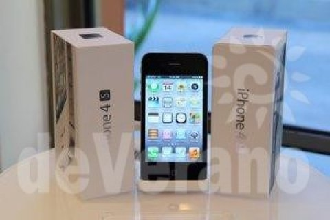 Apple iPhone 4S Quadband 3G HSDPA GPS Unlocked Phone (SIM Free)