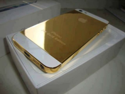 Apple iPhone 5 Gold Unlocked Phone (SIM Free)