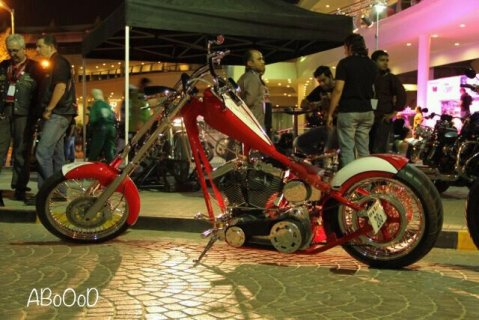 صور custom chopper  2