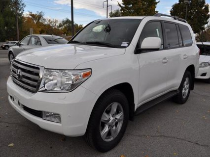 صور 2009 Toyota Land Cruiser gxr v8  1