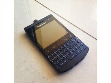 Blackberry porsche p\'9981 with Vip Pin Arabic keypad / iPhone 5s