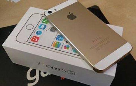 Apple Iphone 5s Gold