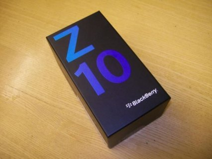 New Blackberry Z10 16GB