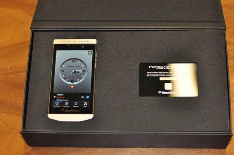 BlackBerry Porsche Design P\'9982 / BlackBerry porsche design p99