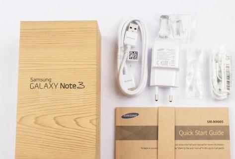 Galaxy Note 3 + Gear