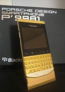 5S ابل اي فون - بلاك بيري P\'9981 الذهب الألوان المتاحة