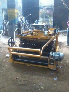 تصنيع ماكينات الطوب الاسمنتي