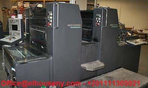 ماكينة HEIDELBERG SM 74-2P