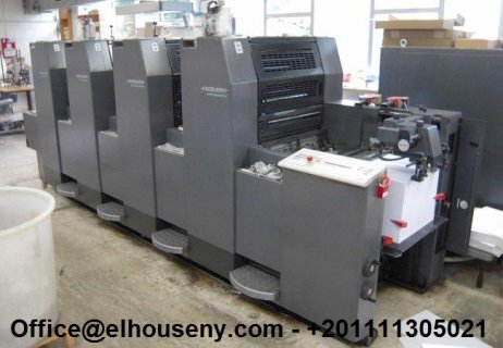 ماكينة HEIDELBERG SM 52-4-P1