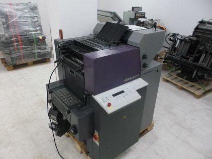 للبيع ماكينة طباعة كويك ماستر هايدلبرج 2 لون 6