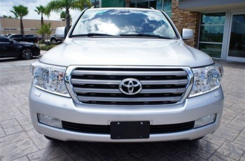 صور 2011 TOYOTA LAND CRUISER SUV. 1