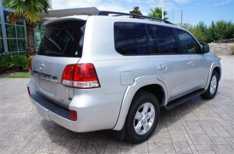 صور $2011 TOYOTA LAND CRUISER SUV. 3