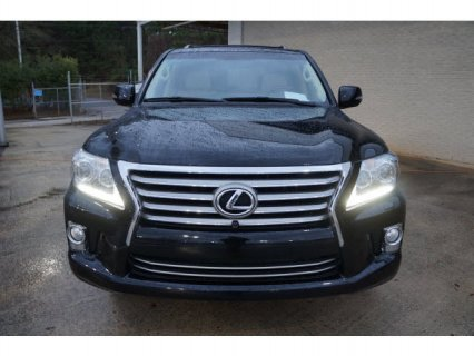 LEXUS LX 570 2013 FULL OPTION V8