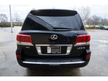 صور  LEXUS LX 570 2013 FULL OPTION V8 3