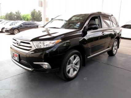 صور 2012 Toyota Highlander Limited 1