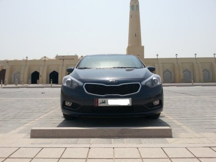 KIA Cerato 2013 New Shape for Sale Excellent Condition- 10,700km