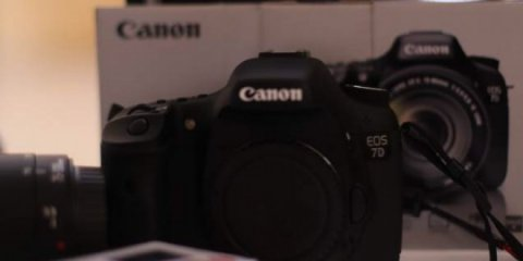 canon 7D kit for sale