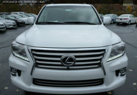 Lexus Lx570 2013....$20000